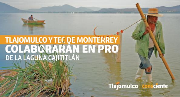 Tlajomulco y tec de monterrey colaborar n en pro de la for Oficina de empleo la laguna